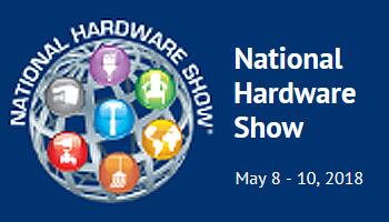 2018 National Hardware Show - APEX MFG  CO , LTD